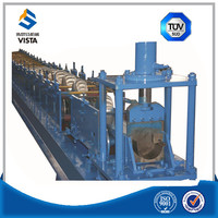High Speed Rain Roof Downspout Roll Former|Forming Machine