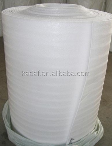 white color epe foam cut to size for packaging