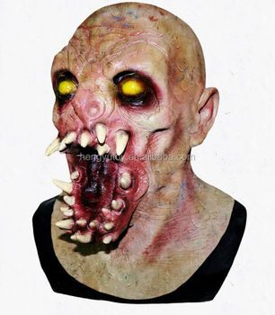 New Style Horrible Scary Halloween Monster Latex Ghost mask
