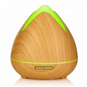 2018 New Popular Ultrasonic essential oil diffuser automatic mist humidifier aromatherapy aroma diffuser LED Light changed