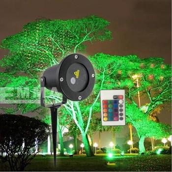 Remote Control+rg Waterproof Latest Elf Laser Light Outdoor ...