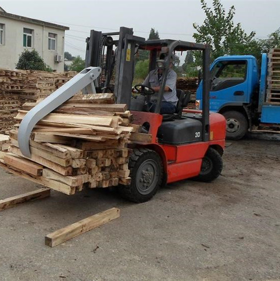 3 tons Diesel Fork lift with wood handler