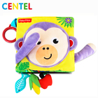 Baby educational learning toys kids cloth book fabric book,