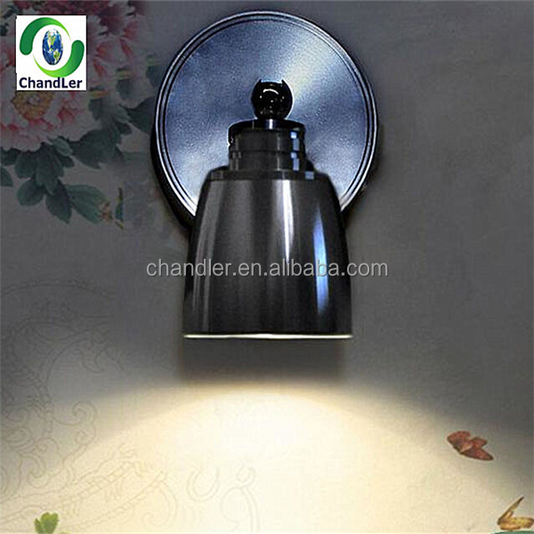 Modern LED Aluminum wall lamp new arrival Led Wall lights bed head reading light stair wall sconces