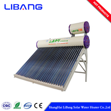 Pre-Heating Pressurized Low price instant solar water heater system