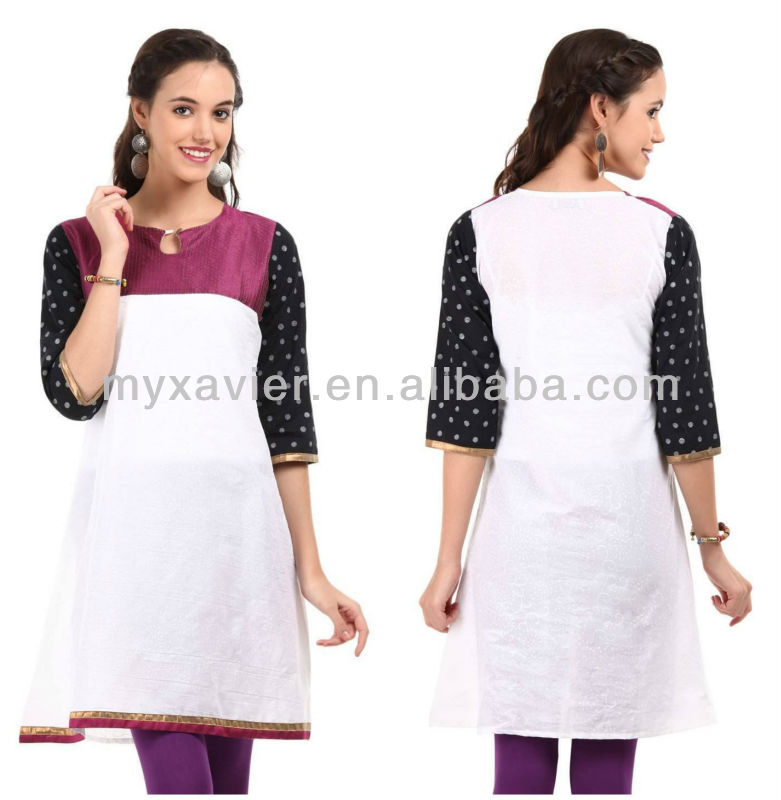 Indian fashion trendy shirts manufacturer(S2043)