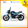 F51-Fosti and ZNEN 150cc new design motorcycle cheap new motorcycles with digital speedmeter