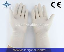 disposable examination gloves latex gloves Gynecological gloves super long cuff