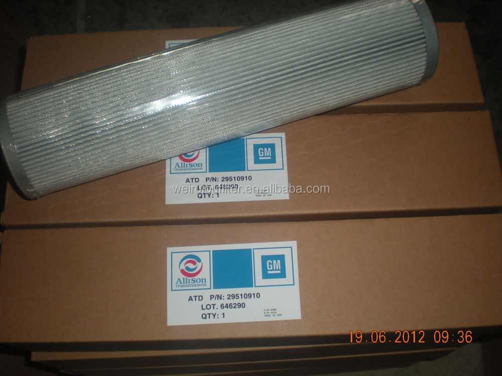 Replacement Allison Hydraulic Filter 29545780 Buy