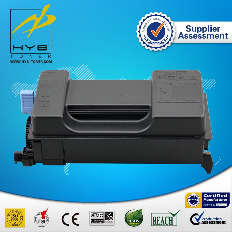 Compatible copier Kyocera TK-3134 empty toner cartridge for FS-4300DN/FS-4200DN printer