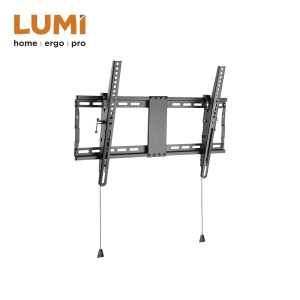 Fixed Heavy-Duty Folding TV Mount,Wall Mount For TV