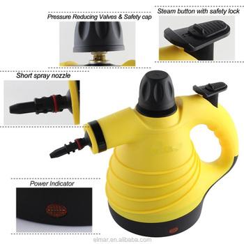 Portable Steam Cleaner Multifunction Steamer 1050W Household Vapor Cleaner  110V Prepare For Home