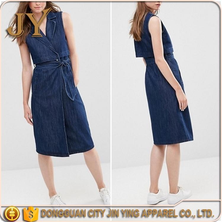 Long Denim Dresses For Women- Long Denim Dresses For Women ...