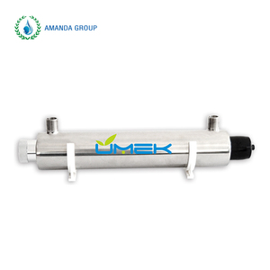 china supply fish tank 1gpm water uv disinfection system
