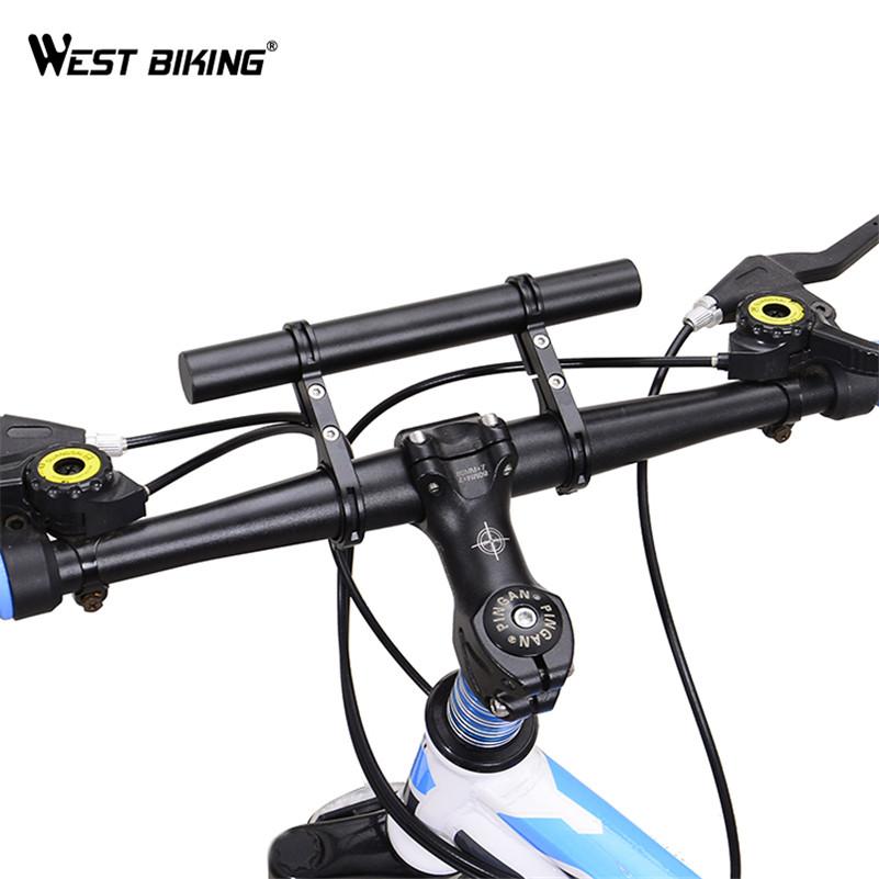 Bicycle Extender Accessories Bike Multi-function Handlebar Extender for Bike