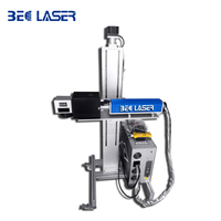 50W used 3d laser engraving machine laser 3d printer for metal engraving