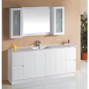 Allen Roth Bathroom Cabinets