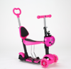 /product-detail/kick-scooter-for-kids-toddlers-girls-boys-5in1-with-handbrake-adjustable-handle-and-seat-930036072.html