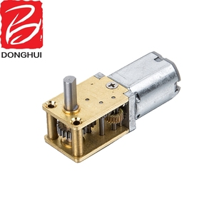 micro dc 5v worm gear motor with encoder