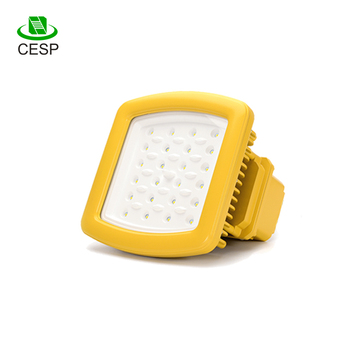 IP68 ATEX UL Class I division 2 led explosion-proof high bay light aluminum body 40w