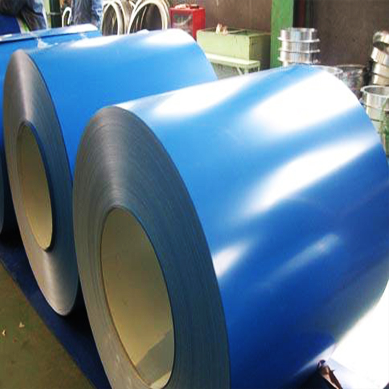 Factory direct prepainted galvalume printed <strong>steel</strong> for Brazil