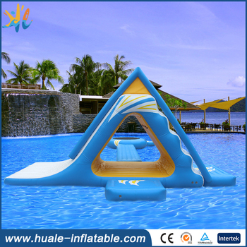 New giant adult inflatable obstacle course, inflatable water obstacle course
