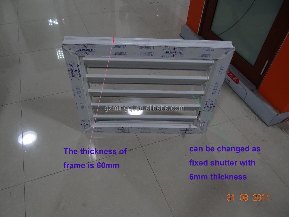Air grille de ventilation lame fen tre d 39 obturation pvc - Grille de ventilation fenetre pvc ...