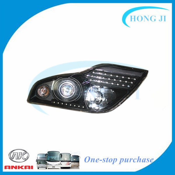 Bus car led headlamp 5-0030L for Ankai JAC led bus headlights