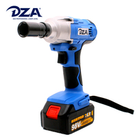 Electric Wheel Spanner 18V Li-Ion Battery Cordless Impact Wrench