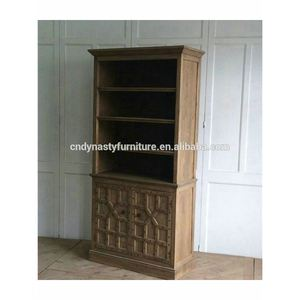Genial Antique Style Wooden Living Room Home Goods Cabinets