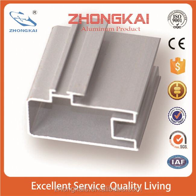 China factory provide alluminium alloy extrus profile