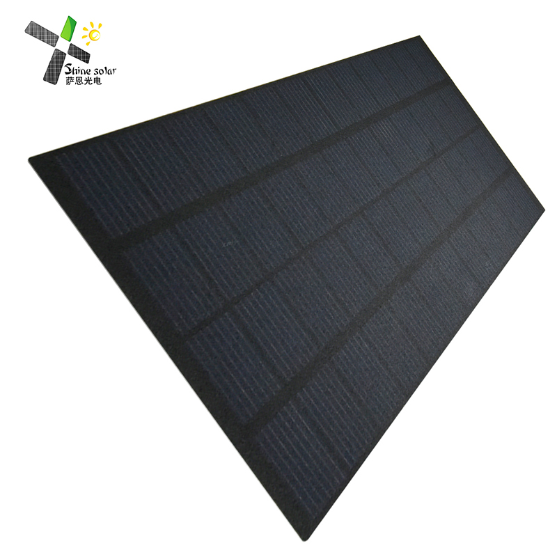 Factory price <strong>Poly</strong> 0.35W 0.5W 1W 2W 3W epoxy small solar cell mini solar panel