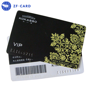 graphic about Printable Membership Cards named Customized Style and design Preprinted Plastic Barcode Member Card - Obtain Member Card,Barcode Subscription Playing cards,Printable Plastic Playing cards Substance upon