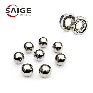 "Cheap 13/16"" 17/32"" China high quality chrome steel solid round balls G10-G1000"