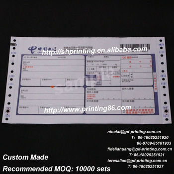 Personaized Truck Consignment Note Printing - Buy Consignment Note