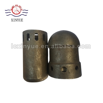 boiler false ogive,nozzle size for customized