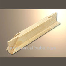Cheap Pine and Fir canvas stretcher bars wholesale