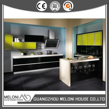 Modern customize best price lacquer kitchen cabinet buy for Best lacquer for kitchen cabinets