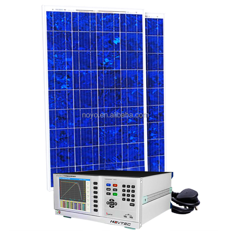 PV cella solar module analyzer