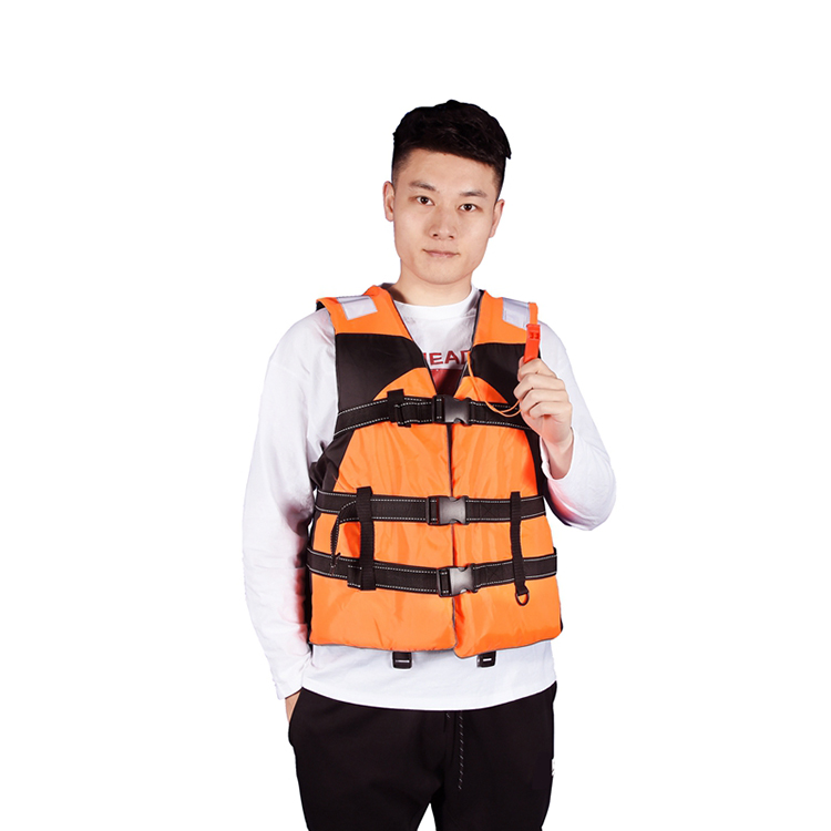 เสื้อชูชีพYAMAHA,เสื้อชูชีพช่วยชีวิตมีหลายสีผ้าอ๊อกฟอร์ดออกแบบมาอย่างดีโฟมEPE Gpsทุ่นน้ำโต้คลื่น