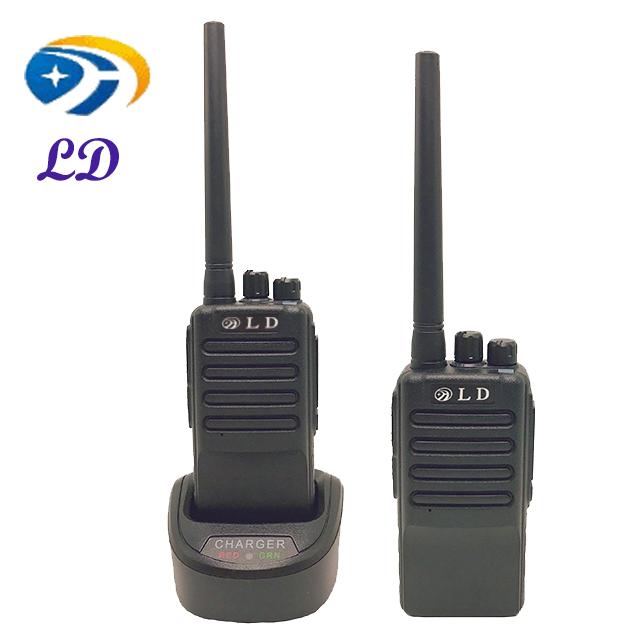 Pakistan long range uhf car walkie talkie LD-668S 2 way radio фото