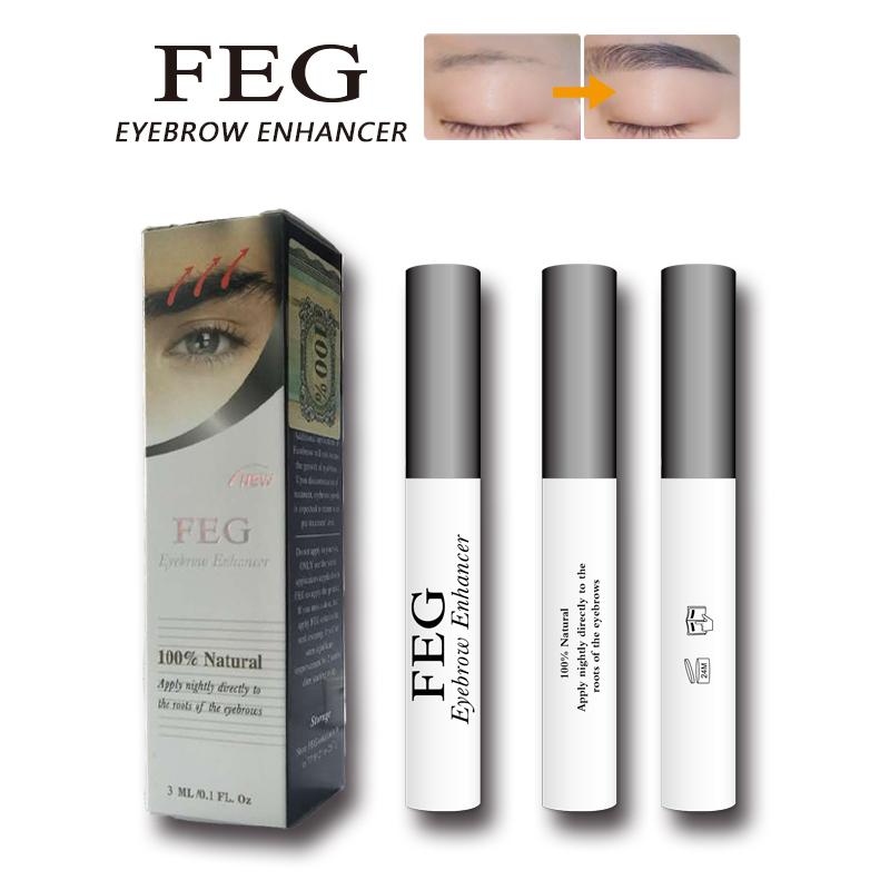 Feg Eyelash Treatment Eyelash Growth Serum Eyelash Eyebrow Enhancer