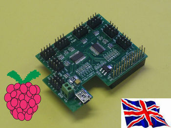 Raspberry Pi Rs-pi I2c I2c 32 Channel Pwm / Servo Board - Buy Raspberry Pi  9685 Pwm Servo Product on Alibaba com
