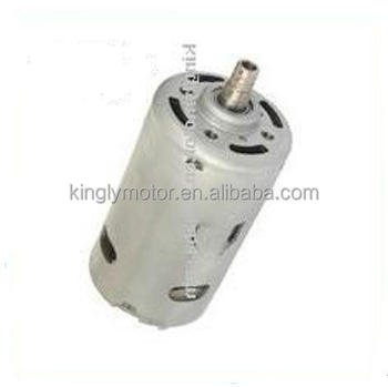 High rpm 12v dc electric motor enclosed totally dc brush for 100000 rpm electric motor
