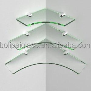 supports pour tablettes en verre tag res de salle de bain. Black Bedroom Furniture Sets. Home Design Ideas