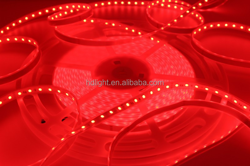 SMD5050 24v led light Music changing RGB led strip 20m a roll Colour c