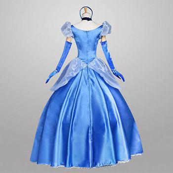 Dames Jurk Prinses Cinderella Vrouwen Fancy Dress Volwassen Cosplay BtxrsdQhCo