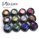 Mixcoco brand private label uv gel gel nail,platinum nail gel with led lamp