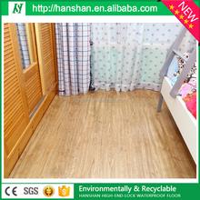 haga clic en sistema de piso wpc suelo plstico pvc baldosas garaje piso
