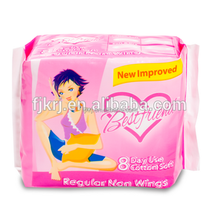 Super Space Absorbent Cotton Sanitary Napkin,Comfort Sanitary Pad,Disposal